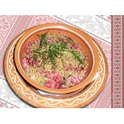 Салат з бурака та чорносливом — Салат из свеклы с черносливом фото