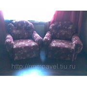 Поменяли ткань на креслах. п. у. сохранили параметры и дизайн.