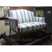 Реставрация мебели с деревянным декором фото
