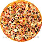 Пица с салями 40 фото