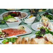 Меню. Горячие блюда из рыбы фото