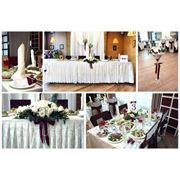 Свадебные банкеты, свадебные фуршеты фото
