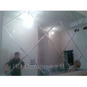 Монтаж/демонтаж зеркал и стекол фото