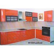 Кухня Карамель фото