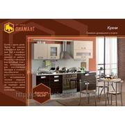 Кухни на заказ дизайн фото, дизайн проект в подарок, производство на заказ фото