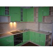 Кухонная мебель №038 фото
