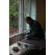 Ремонт и реставрация изделий из искусственного камня фото