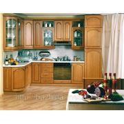"""Кухня с итальянскими фасадами """"Монтана"""""""