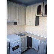 Изготовление кухонной мебели на заказ №037 фото