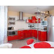 "Кухня ""Каприз"" (крашенные фасады) фото"