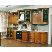 "Кухня с итальянскими фасадами ""Акация"" фото"
