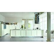 """Кухня с итальянскими фасадами """"Альба Бьянка"""" фото"""