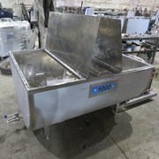 Танк охладитель молока открытого типа 2000 литров фото