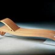 Шезлонги и лежаки деревянные фото