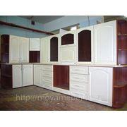 Кухонная мебель №001 фото