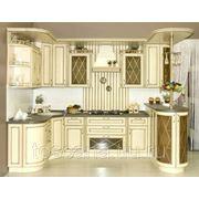 Кухня Парма (Слоновая кость) фото