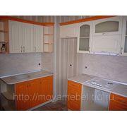 Изготовление кухонной мебели на заказ №035 фото