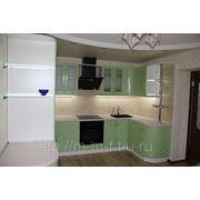 Кухонный гарнитур П-образный фото