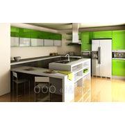 Дизайн кухни Краснодар. Более 150 цветов на выбор. фото