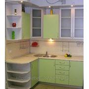 Кухонный гарнитур в хрущевку фото