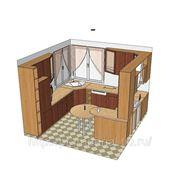 Кухня К002 фото