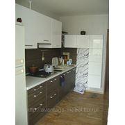 Кухни на заказ в Уфе. Широкий выбор материалов (массив, акрил, шпон, пластик, мдф) фото