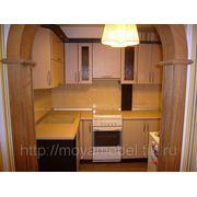 Изготовление кухонной мебели на заказ №032 фото