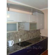 Кухонный гарнитур с МДФ фасадом фото