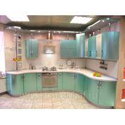 Радиусные кухни Р10 фото