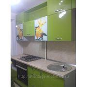 Кухни на заказ, широкий выбор материалов фото