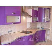 Радиусные кухни Р14 фото