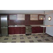 Радиусные кухни Р15 фото