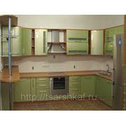 Радиусные кухни Р17 фото