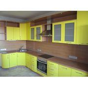 Радиусные кухни Р19 фото