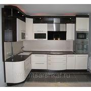 Радиусные кухни Р22 фото