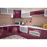 Радиусные кухни Р24 фото