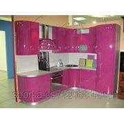 Кухни МДФ эмаль фото