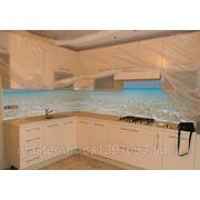 Кухни на заказ с 3D изображением фото