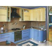 Радиусные кухни Р6 фото