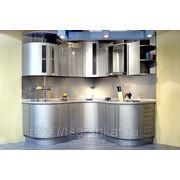 Радиусные кухни Р3 фото