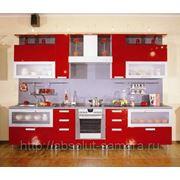 Пластиковая кухня фото