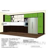 Кухня МДФ Юлия фото