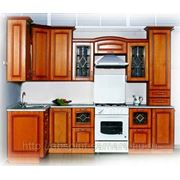 Кухня из дерева в Самаре фото