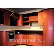 Радиусные кухни Р7 фото