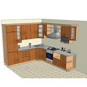 Кухня К005 фото