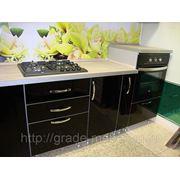 Кухня (акрил в 3D кромке) фотография