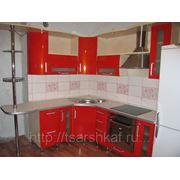 Радиусные кухни Р18 фото