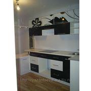 Кухни с фотопечатью. фото
