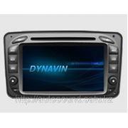 Штатное головное устройство Mercedes-Benz C-Class W203 (2000 2004) «Dynavin» фото