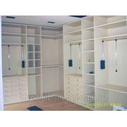 Шкафы для гардеробной комнаты №13 фото